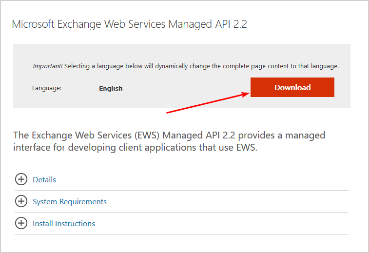 Delete folder in Exchange Online from all mailboxes download Microsoft EWS Managed API