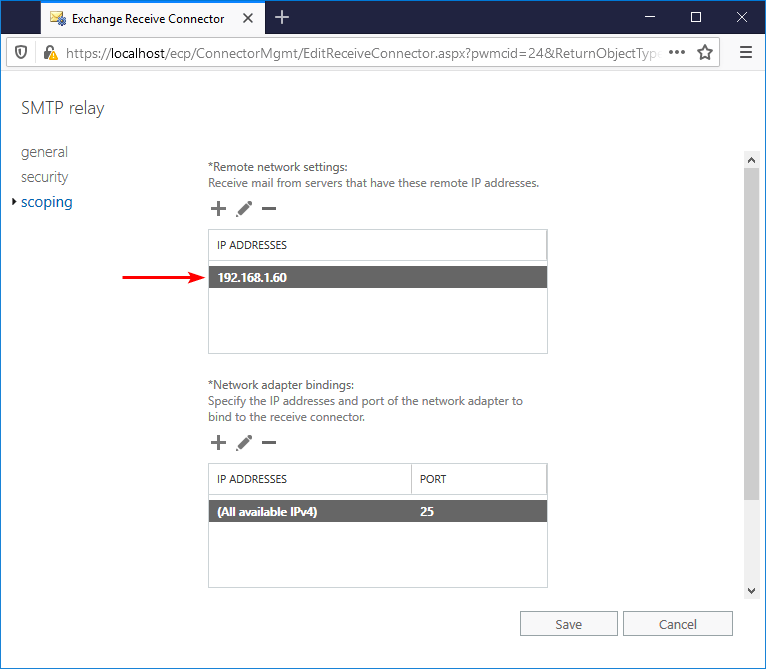Test SMTP connection with telnet PowerShell script remote IP address