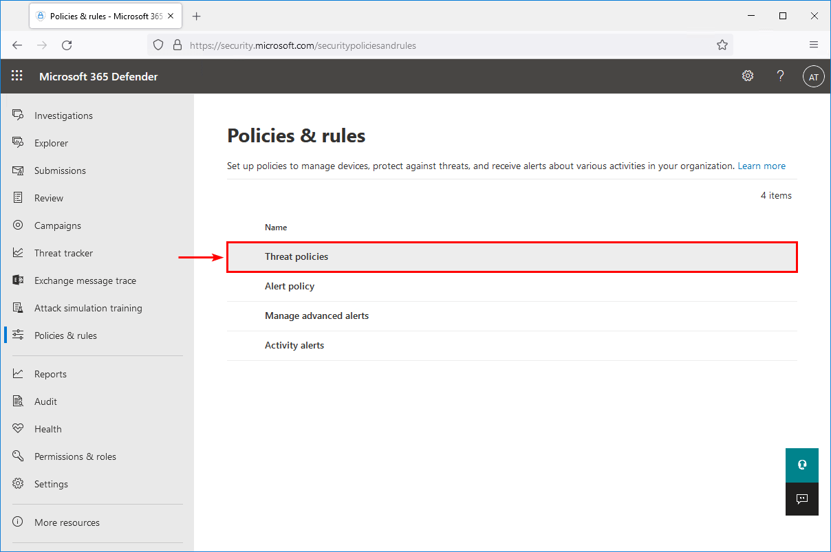 Configure DKIM record for Office 365 DKIM policy