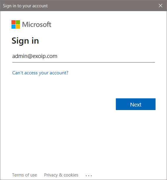 Connect to Azure AD with PowerShell