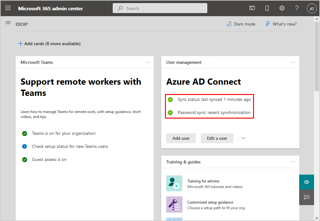 Conditional Access MFA breaks Azure AD Connect synchronization syncing