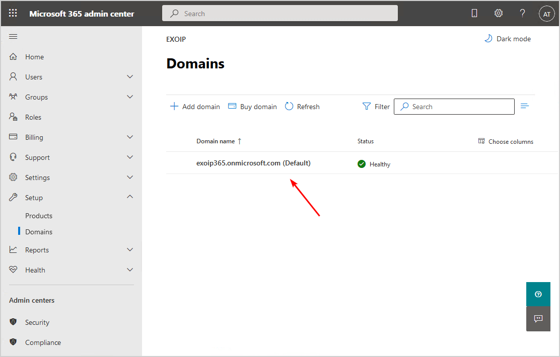 Move Azure AD Connect to new tenant 25