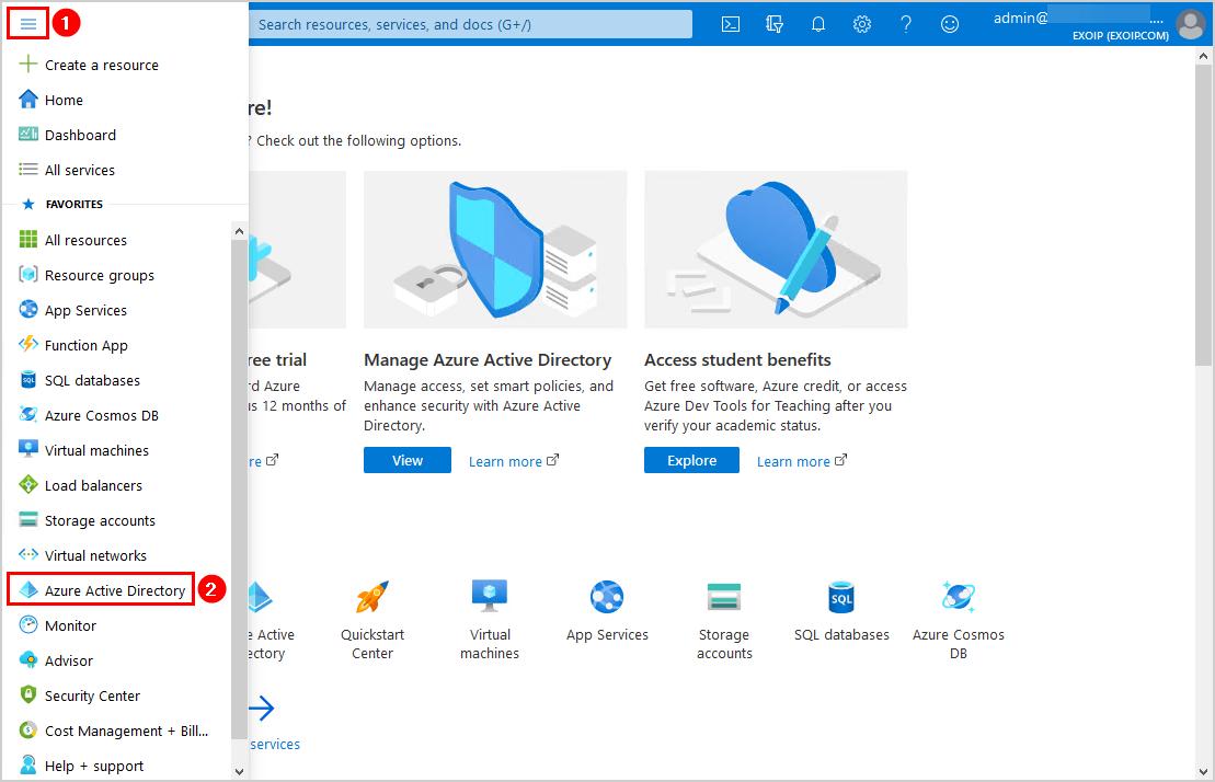 Self-Service Password Reset Azure Active Directory