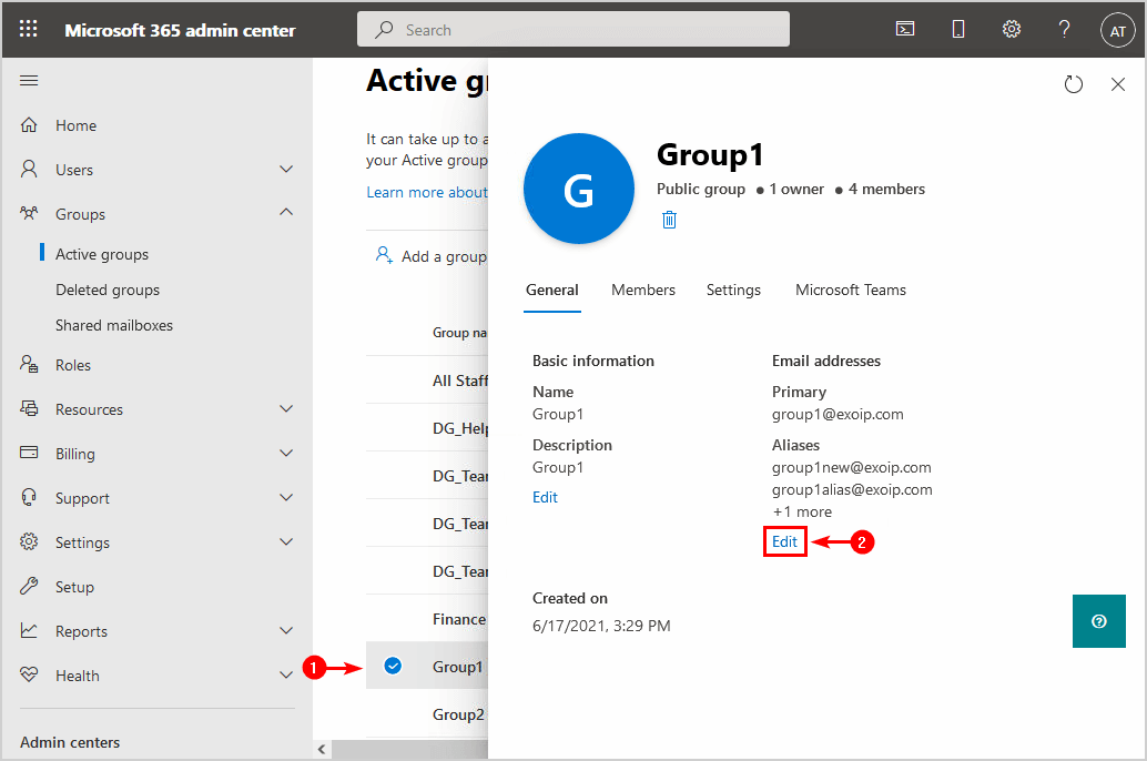 List Microsoft 365 Groups with PowerShell general